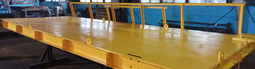 Проект «Подъемная платформа» от компании «ДопТех 119»